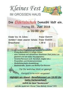 Flyer_Kleines Fest 2018