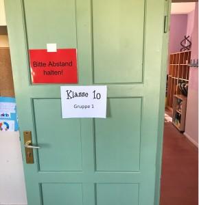 Tür-Schilder